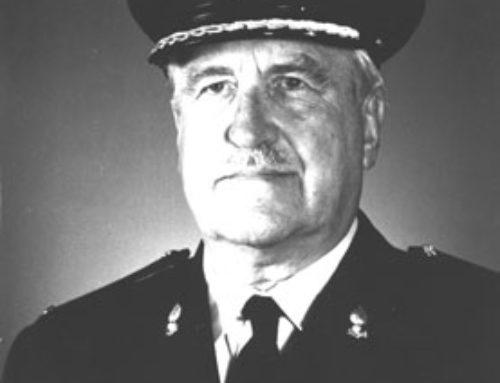 LGen WAB Anderson OBE, CD (1915-2000)