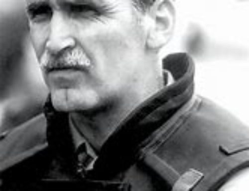 Le LGen, L'Honorable Roméo A. Dallaire OC, CMM, MSC, CD (Ret'd), BSc (1946- )