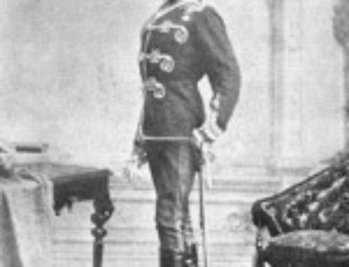 Major-General TB Strange (1831-1925)
