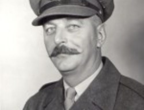 CWO (RSM) LJ Vallee OMM, MM, CD (1923-2000)