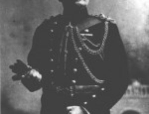 Major-General JF Wilson (1852-1911)