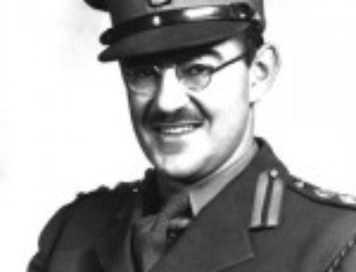 Brigadier WS Ziegler CBE, DSO, ED (1911-1999)