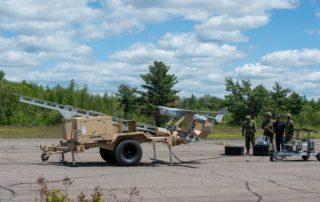 4 Regt (GS) with C-172 Blackjack SUAS