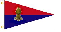 Regimental Colonel pennant