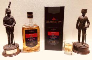 RCAA commemorative whiskey