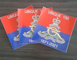 UBIQUE 150 stickers