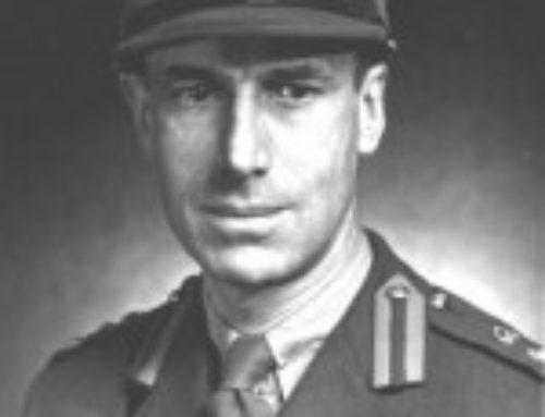 Brigadier PAS Todd, CBE, DSO, ED, CD (1898-1996)