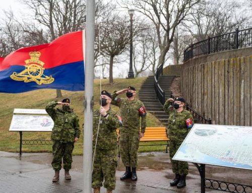 1st Field Artillery Regiment, RCA begins UBIQUE 150 celebrations