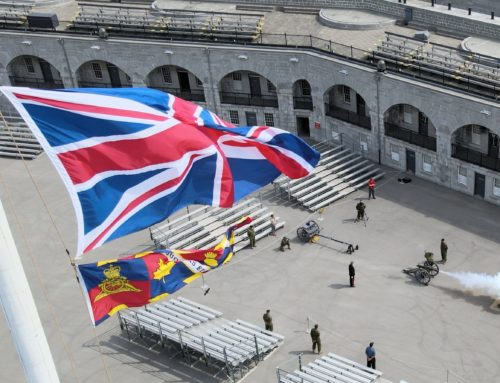 Artillery Day 2021 – Videos show local regiments commemorating UBIQUE 150