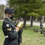 UBIQUE 150 National Gun Salute / Tir de salut national UBIQUE 150